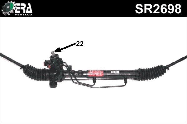 Lenkgetriebe ERA Benelux SR2698
