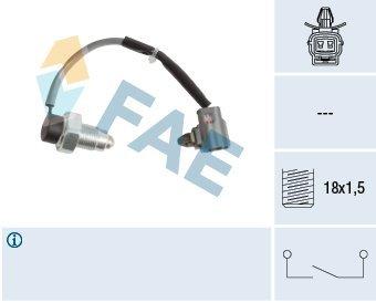 Schalter, Rückfahrleuchte FAE 40987