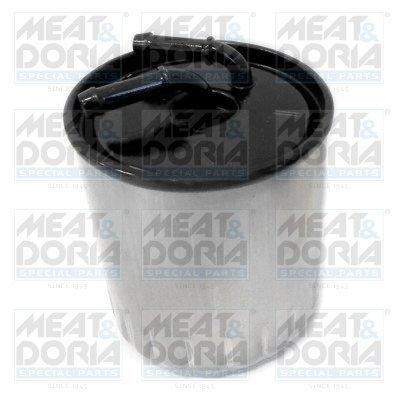 Kraftstofffilter MEAT & DORIA 4279 Bild 1