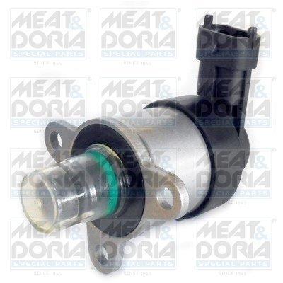 Regelventil, Kraftstoffmenge (Common-Rail-System) Hochdruckpumpe (Niederdruckseite) MEAT & DORIA 9422