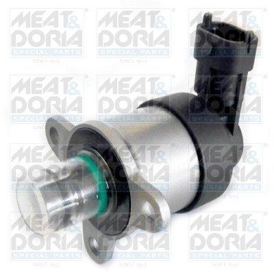Regelventil, Kraftstoffmenge (Common-Rail-System) Hochdruckpumpe (Niederdruckseite) MEAT & DORIA 9431