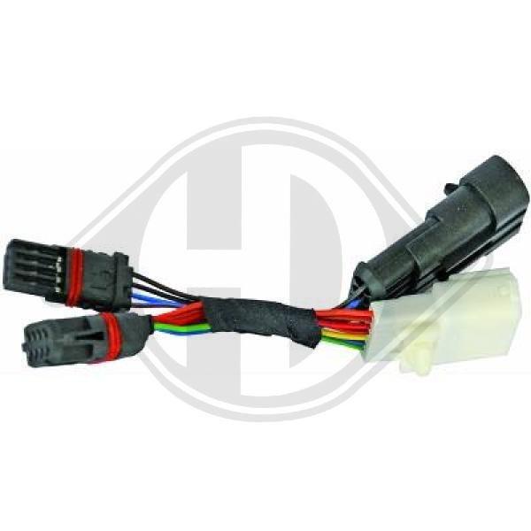Kabelsatz, Außenspiegel DIEDERICHS 3494628 Bild 1
