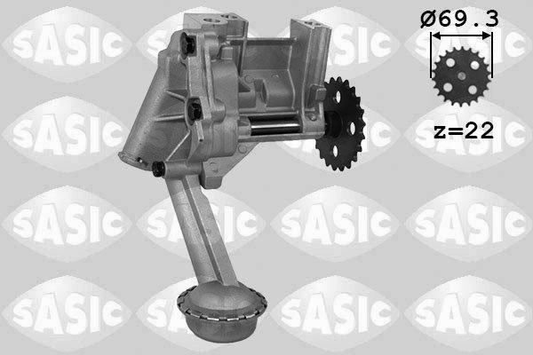 Ölpumpe SASIC 3654010