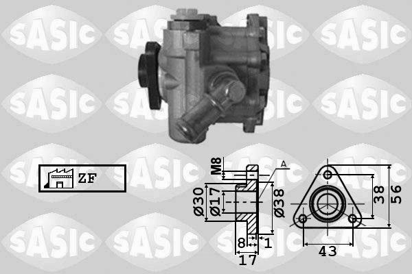 Hydraulikpumpe, Lenkung SASIC 7076049
