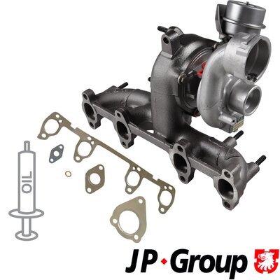 Lader, Aufladung JP GROUP 1117406500