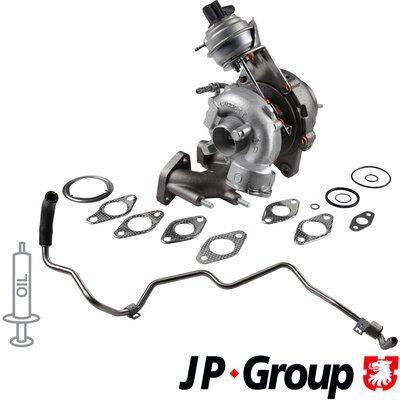 Lader, Aufladung JP GROUP 1117800910
