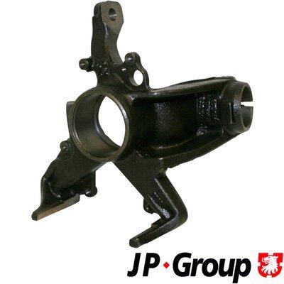 Lagerung, Radlagergehäuse Vorderachse rechts JP GROUP 1141100280