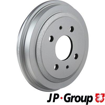 Bremstrommel Hinterachse JP GROUP 1163501800