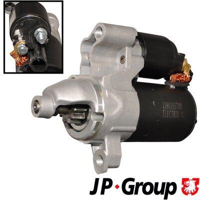 Starter 12 V JP GROUP 1190305700
