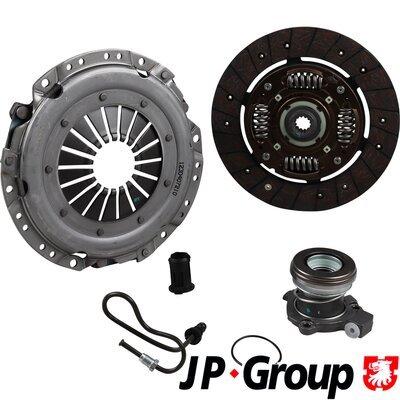 Kupplungssatz JP GROUP 1230407210