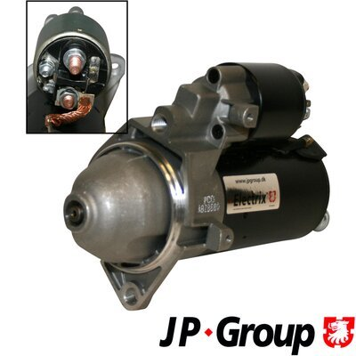 Starter 12 V JP GROUP 1290300900