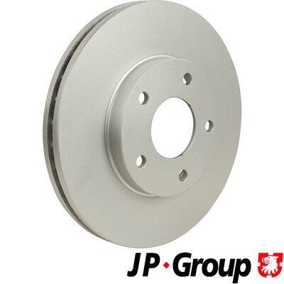 Bremsscheibe Vorderachse JP GROUP 4063100700