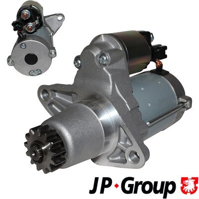 Starter 12 V JP GROUP 4890301100