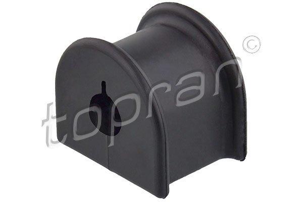 Lagerung, Stabilisator Hinterachse beidseitig TOPRAN 114 834