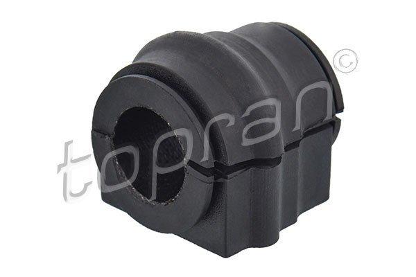 Lagerung, Stabilisator Vorderachse beidseitig TOPRAN 401 293