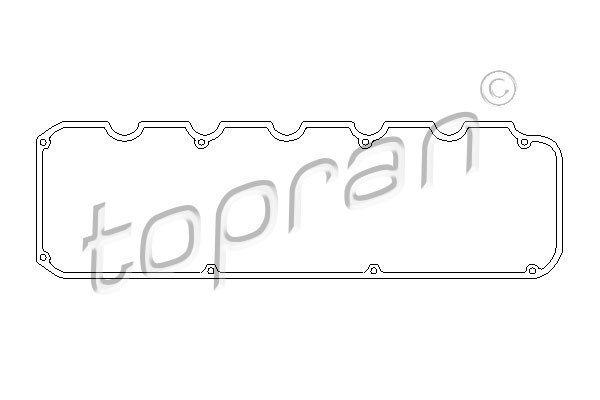 Dichtung, Zylinderkopfhaube TOPRAN 500 855