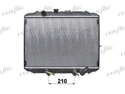 Kühler, Motorkühlung FRIGAIR 0128.3058