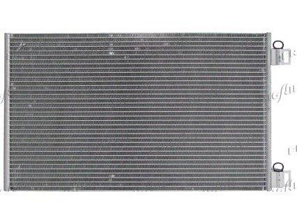 AKS DASIS Kondensator Klimaanlage Klimakondensator Klimakühler 182023N Renault
