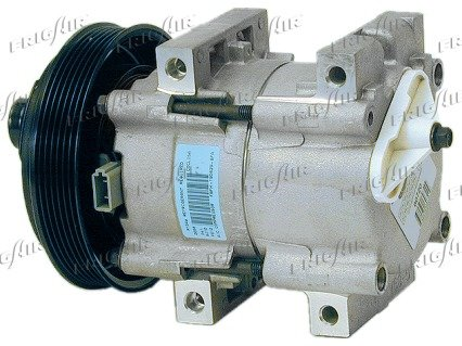 Kompressor, Klimaanlage 12 V FRIGAIR 920.60720