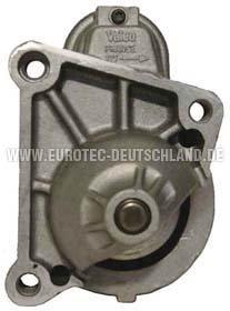 Starter 12 V EUROTEC 11017380