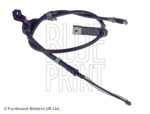 Seilzug, Feststellbremse hinten links BLUE PRINT ADC446113