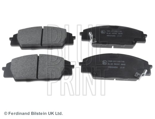 Bremsbelagsatz, Scheibenbremse Vorderachse BLUE PRINT ADH24258