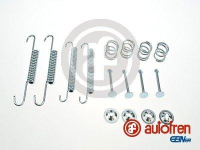 Zubehörsatz, Feststellbremsbacken Hinterachse AUTOFREN SEINSA D31025A