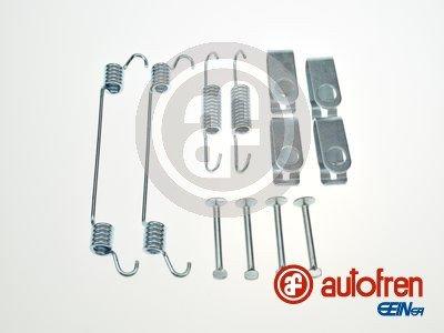 Zubehörsatz, Feststellbremsbacken Hinterachse AUTOFREN SEINSA D31041A