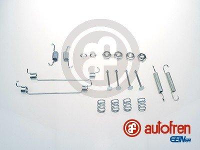 Zubehörsatz, Bremsbacken Hinterachse AUTOFREN SEINSA D3921A
