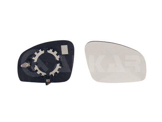 links Außen-//Innenspiegel asphärisch 332-0032-1 Spiegelglas Glaseinheit TYC
