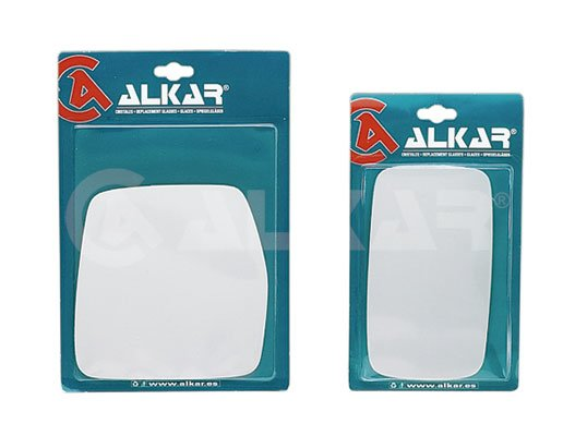 Spiegelglas, Glaseinheit links ALKAR 9501267