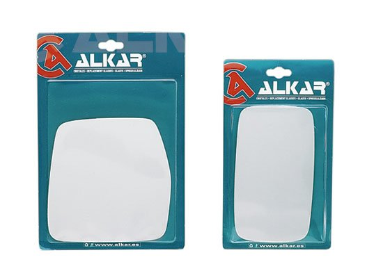 Spiegelglas, Glaseinheit links rechts ALKAR 9502548