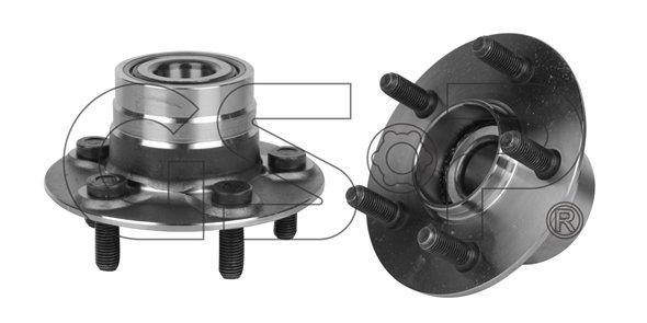 Radlagersatz Hinterachse GSP 9228013