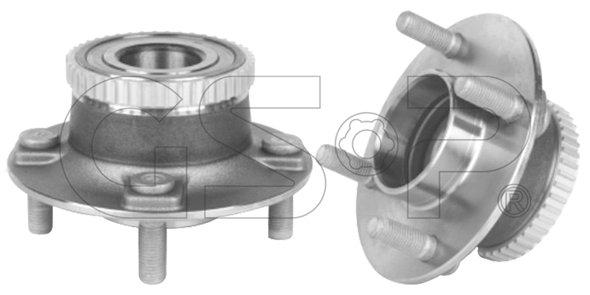 Radlagersatz Hinterachse GSP 9235005