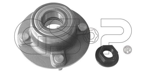 Radlagersatz Hinterachse GSP 9235009K