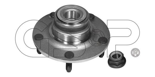 Radlagersatz Hinterachse GSP 9237015K
