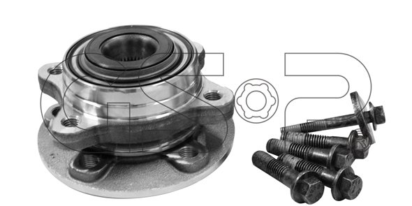 Radlagersatz Vorderachse GSP 9336011K