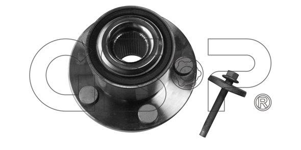 Radlagersatz Vorderachse GSP 9340005K