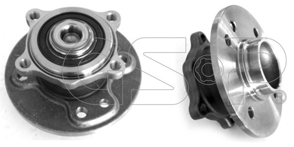 Radlagersatz Hinterachse GSP 9400154