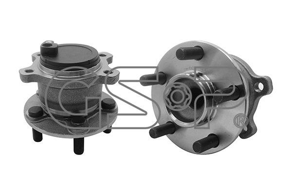 Radlagersatz Hinterachse GSP 9400197