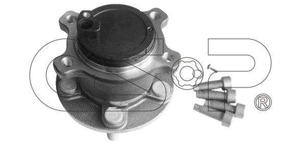 Radlagersatz Hinterachse GSP 9400197K