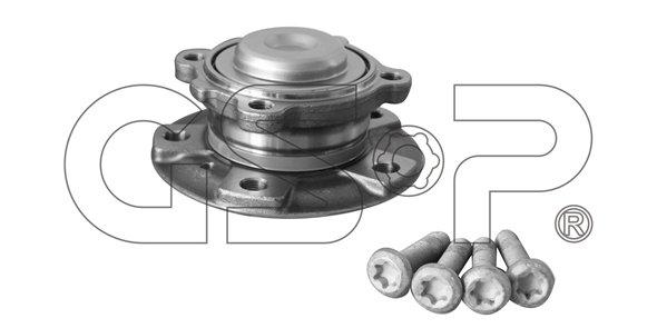 Radlagersatz Vorderachse GSP 9400314K