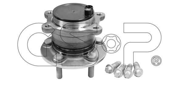 Radlagersatz Hinterachse GSP 9400337K
