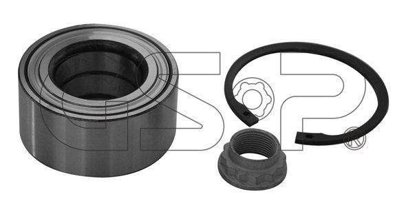 Radlagersatz Hinterachse GSP GK0757