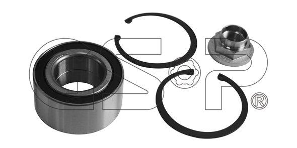Radlagersatz Vorderachse GSP GK1480