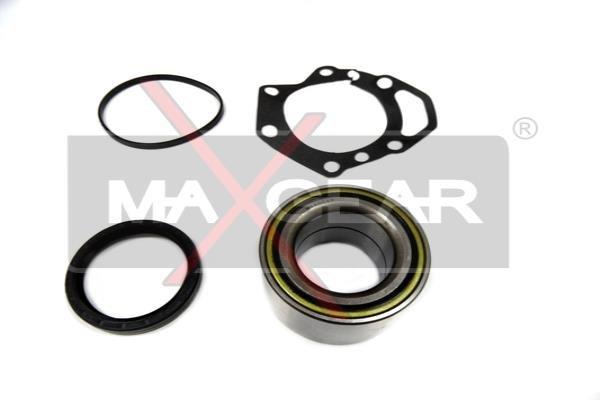 Radlagersatz Hinterachse MAXGEAR 33-0100