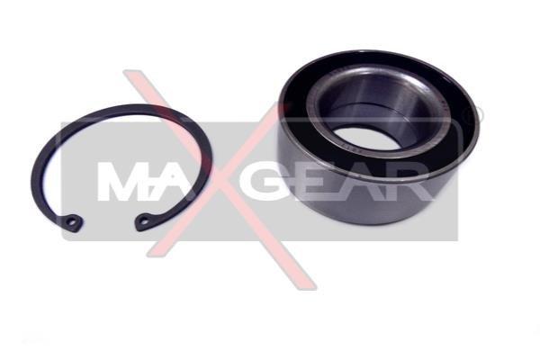 Radlagersatz Vorderachse MAXGEAR 33-0149