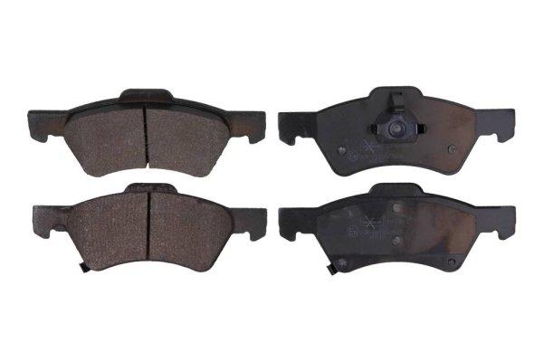 Bremsbelagsatz, Scheibenbremse Vorderachse MAXGEAR 19-0868