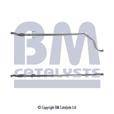 Abgasrohr BM CATALYSTS BM50136