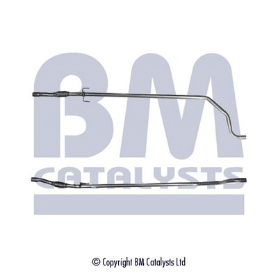 Abgasrohr BM CATALYSTS BM50162
